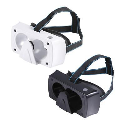Virtual Reality Head-Mounted Button style 3D glasses Magic Mirrors for iPhone GL