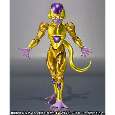 S.H.Figuarts Dragon Ball Z Super Golden Freeza Action Figure Toy Doll Kid Gift
