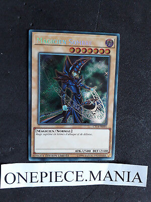 Yu-Gi-Oh ! Magicien Sombre CT14-FR001
