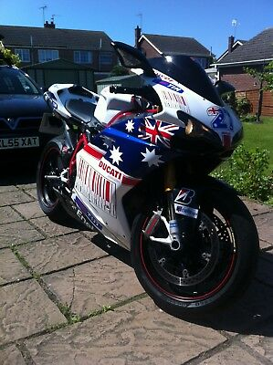 Ducati 1098S (2007, Casey Stoner) Priced to sell