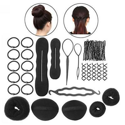DIY Combing Tools Kit Plate Made Set for Women