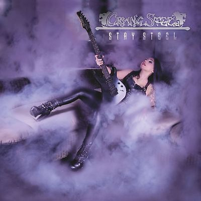 Crying Steel - Stay Steel (CD)