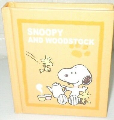 Snoopy & Woodstock Notebook