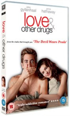 Jake Gyllenhaal, Anne Hathaway-Love and Other Drugs  DVD NEW