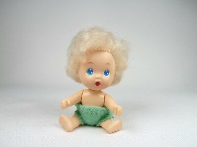 Vintage Tyco Quints Baby Doll Drink and Wet Blonde VGC