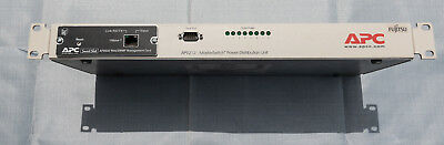 Apc Ap9212 Masterswitch Power Controller Pdu Power Distribution Unit W/ Ap9606