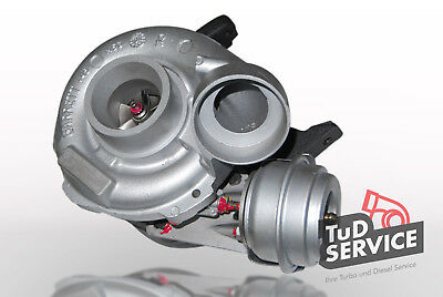 Turbolader Mercedes E ML 270 CDI W210 W163 120 / 125Kw A6120960599 715910