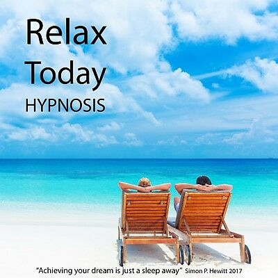 Guided Relaxation, Self Hypnosis, Hypnotherapy Stress Relief CD
