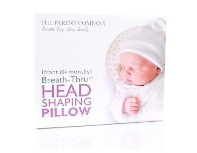 Baby Head Shaping Pillow - Breathable - Flat Head Syndrome Prevention
