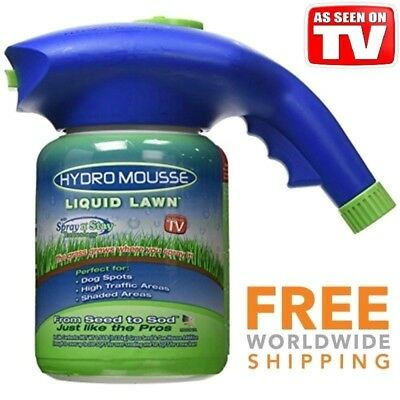 Hydro Mousse 15000 Liquid Grow Lawn System