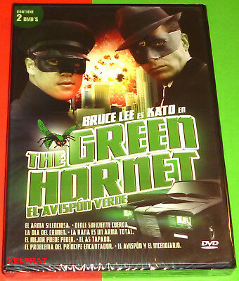 THE GREEN HORNET / El avispon verde -DVD R2- English español - Precintada