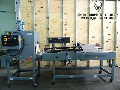 SHANKLIN S24B WRAPPER WITH T6CHL SHRINK TUNNEL (2013 model)