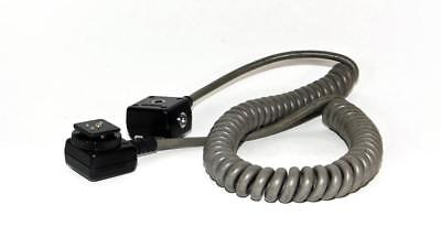 Genuine Nikon SC-17 TTL Remote Cord 5'. Good Condition