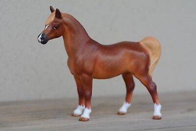 STUNNING Porcelain Customized Model Horse - UNIQUE, BEAUTIFUL, AND DETAILED!