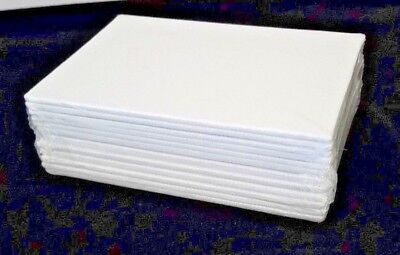 """12 - Canvas Panel Boards - 4 X 6"""""""