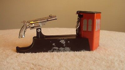 Vintage Wild West Mechanical Coin Bank