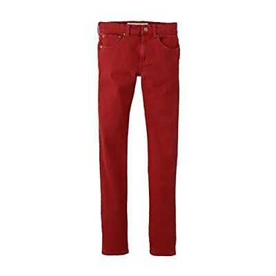 Levi's Pant 510, Jeans Bambina, Rosso (Chili Pepper), 4 anni/ 104 cm (A4y)
