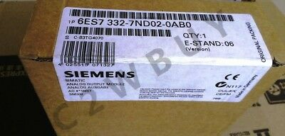 ONE NEW IN BOX Siemens 6ES7332-7ND02-0AB0