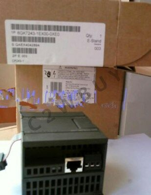 ONE NEW Siemens S7-200 CP243-1 6GK7243-1EX01-0XE0
