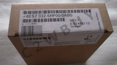 ONE NEW Siemens 6ES7332-5HF00-0AB0