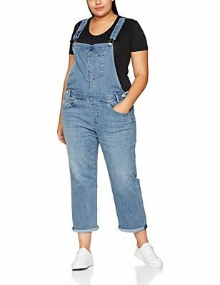 Levi's Plus Overall, Tuta Donna, Blu (Blue Maple 1), 16 (l9L)