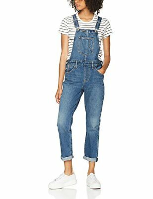 Levi's Original Overall, Tuta Unica Donna, Blu (Blue Denim), X-Small (S2J)