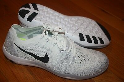 419231aff6e0 New In Box Women s Nike Free Focus Flyknit 2 Training Shoes 880630-100 SHIP  FREE