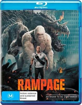 Rampage (Blu-ray) (Region B) New Release