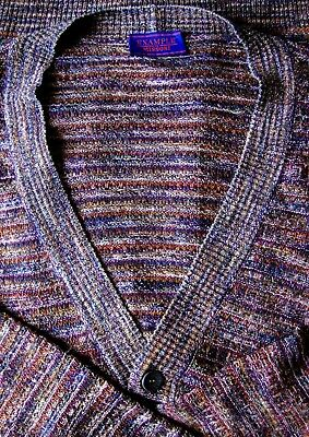 SWEATER cardigan vintage 90's MISSONI EXAMPLE TG.M veste M/L made Italy RARE