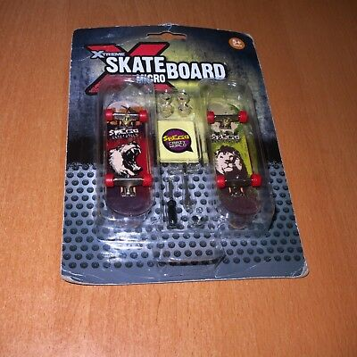 Xtreme Micro Finger Skateboard Toy - ( New In Packaging )