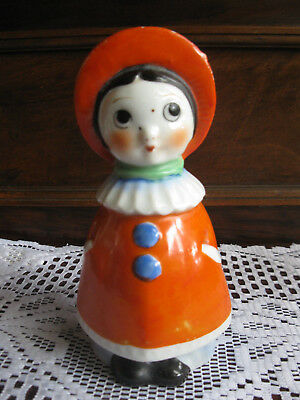 1940 Era French Madeline Bath Salt Container With Original Contents