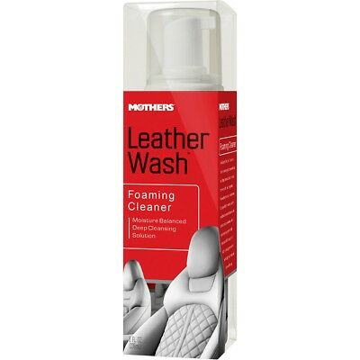 Mothers Leather Wash Foaming Cleaner - 236mL