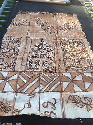 Tongan Tapa Cloth