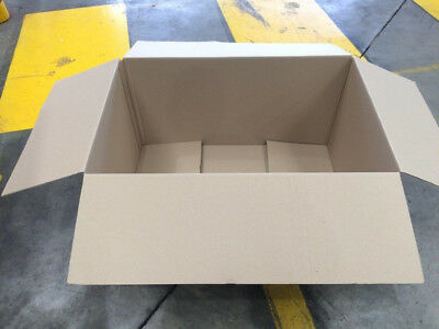 Empty Cardboard cartons - 1000 available
