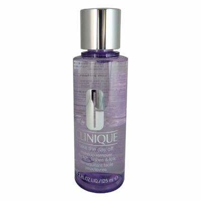 Clinique Take The Day Off Make-Up Remover 125ml For Lids, Lashes & Lips