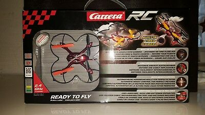 RC-Quadrocopter / Drohne Carrera RC Air 2,4 GHz Video ONE 370503016 defekt
