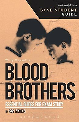 Blood Brothers GCSE Student Guide (GCSE Student Guides) New Paperback Book Ros M