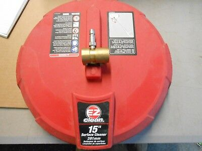 15 in. EZ Clean Gas Surface Cleaner AEZ31023  FOR PARTS/REPAIR  (A/2246-50)