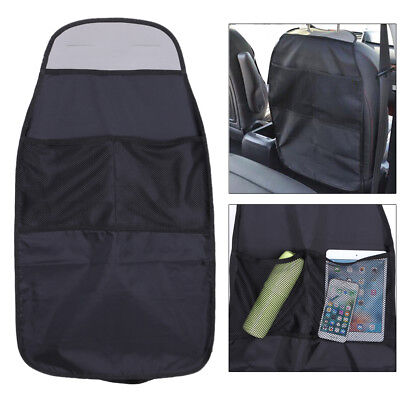 Car Seat Back Scuff Dirt Protector Cover Cases Children Baby Kick Mat Cushion