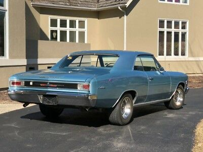 Chevelle -BIG BLOCK 454 ENGINE-4 SPEED-FROM WEST VIRGINIA- 1966 Chevrolet Chevelle for sale!