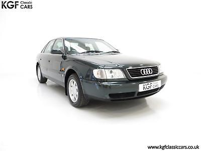 A Truly Outstanding Audi A6 2.6SE with an Amazing 23 Audi Main Dealer Services