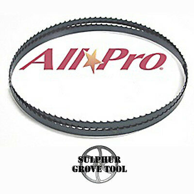 """All Pro Band Saw Blade 89-1/2"""" x1/2"""" x .025"""" x 3H"""