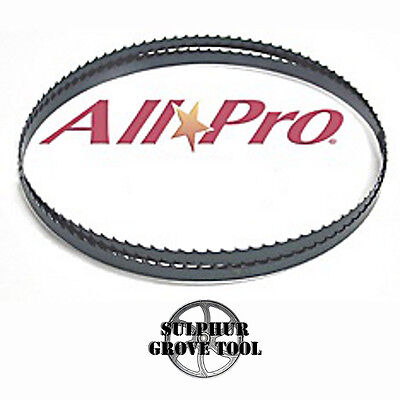 """All Pro Band Saw Blade 93 1/2"""" x 1/2"""" x .025"""" x 3H"""