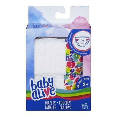 Baby Alive Dolls Diapers Refill - Nappy Refill