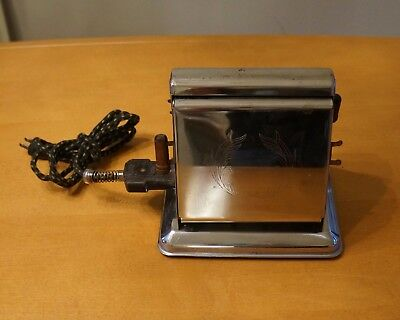Vintage Dominion Electric Two Slice Toaster  Style 1101