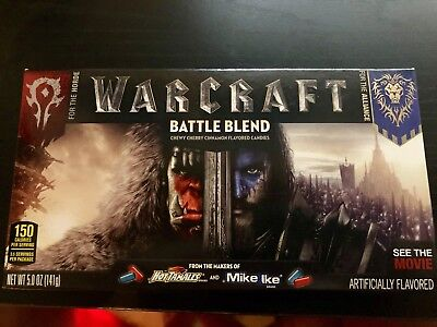 Warcraft Battle Blend Special Edition Candy 1/1