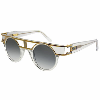 142ce2d5046f Cazal Legends Limited Edition 002 002SG Crystal Gold Sunglasses Silver  Mirror
