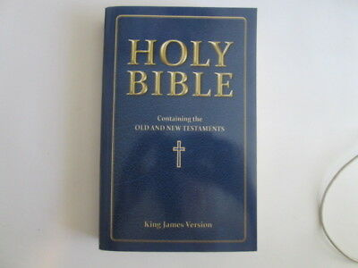 The Holy Bible King James Version Old & New Testaments*