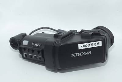 SONY PXW-X400 PXW-X580  High definition LCD viewfinder VF assembly.