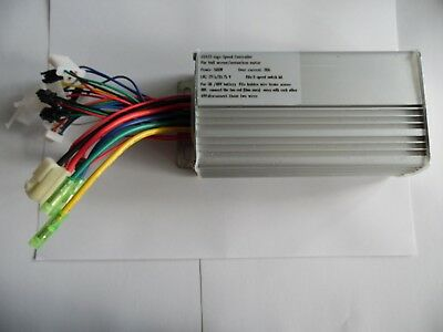 36/ 48V 500W 30A Brushless Motor Controller for E-bike Electric Bike